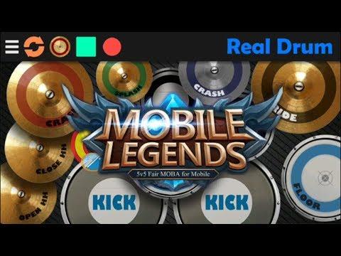 Mobile Legends Real Drum Cover | goplak ngapak