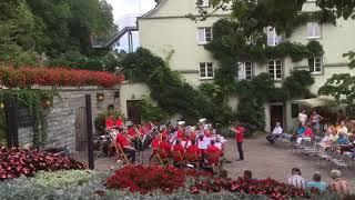Stadtmusik in Meersburg
