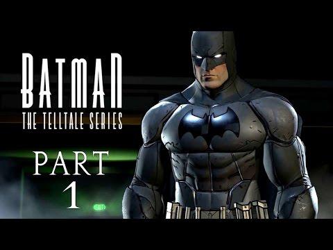BATMAN: The Telltale Series Part 1 - Catwoman (Episode 1)