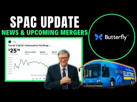 SPAC UPDATE! | News & Upcoming Mergers