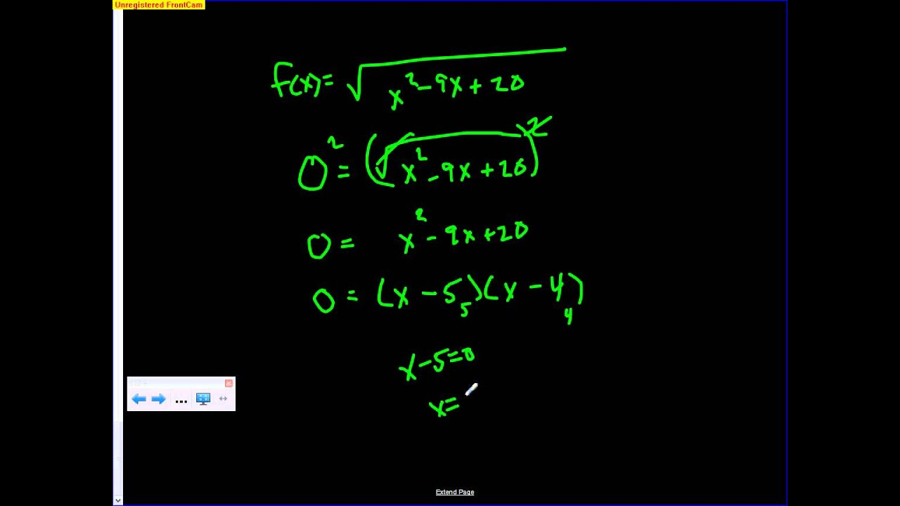 pre calculus chapter 1 Study flashcards on precalculus: chapter 1 at cramcom quickly memorize the terms, phrases and much more cramcom makes it easy to get the grade you want.
