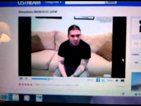 Brent Smith Chat talking tattoos