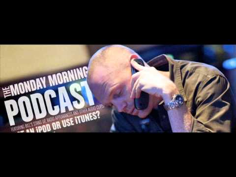 Bill Burr - Joe Rogan Podcast Argument