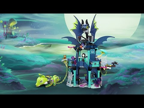 Noctura's Tower & the Earth Fox Rescue 41194 - LEGO Elves - Product animation