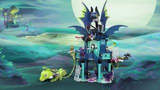 Noctura de la Torre de la Tierra Fox Rescate 41194 - LEGO Elfos - Producto de animación