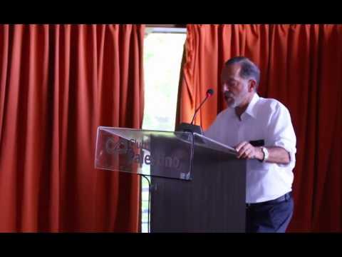Rashid Khalidi Conferencia Club Palestino