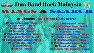 Band Rock Terbaik Malaysia |  Wings dan Search