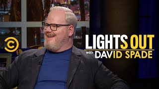 Instagram Has Had Enough of Your Photoshopping (feat. Jim Gaffigan) - Lights Out with David Spade