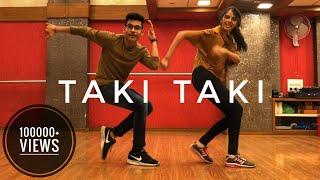 TAKI TAKI - DJ Snake ft. Ozuna, Cardi B, Selena Gomez Dance Video | Namit Chhajed Choreography