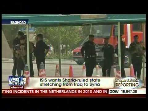 ISIS Seized Control of at Least 17 Iraq Cities .