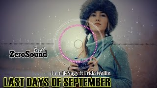 Last Days of September by Henrik Nagy feat Frida Wallin - Country Music