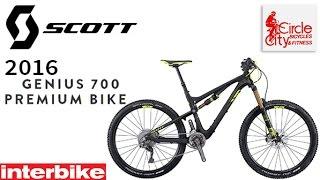 2016 Scott Genius 700 Premium - Interbike 2015