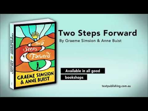 TWO STEPS FORWARD by Graeme Simsion and Anne Buist is out now!