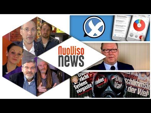 Demokratie in Echtzeit - NuoViso News #16