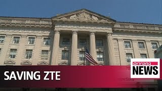 Chinese telecom firm ZTE to pay US$1 billion fine to lift U.S. sanctions