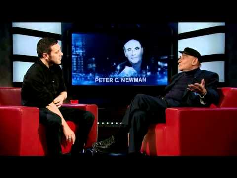 Peter C. Newman On Strombo: Full