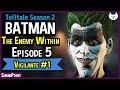 The Honest Batman Episode 5 Good Choices Batman The Enemy Within Game Joker Ending