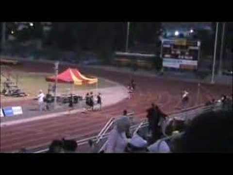 Frosh-Soph Track 08--Girls 800M