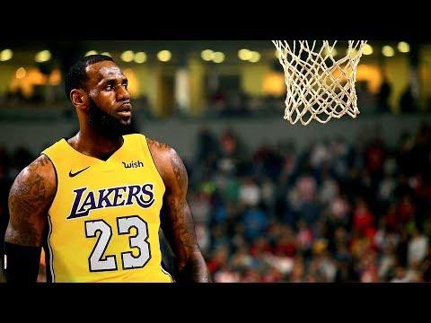 Lebron James - (Lakers Hype)ᴴᴰ