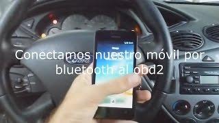 Cómo borrar fallos en la ecu del coche con tu móvil.
