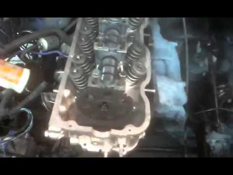 Poner a tiempo motor KA24 NISSAN