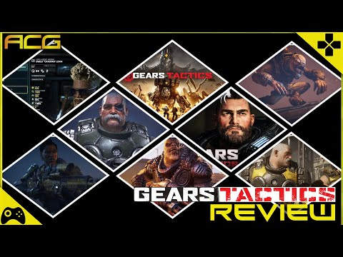 """Gears Tactics Review """"Buy, Wait For Sale, Rent, Never Touch?"""""""