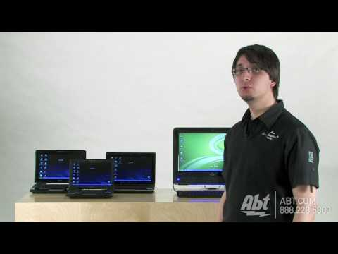 Abt Electronics: Asus Eee Top and Netbooks Review