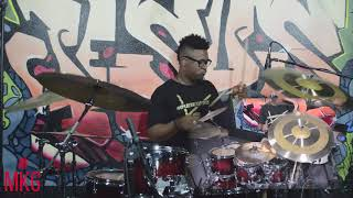MKG323 Drum Cover Unstoppable God by Tye Tribbett and Elevation Worship Collective