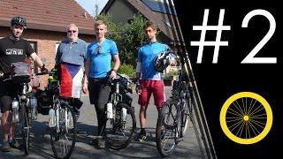 #2 Na kole k hranicím Afriky - Das ist rychlocesta přes Německo