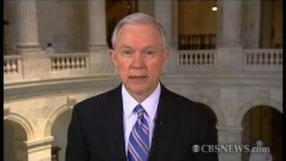 Sen. Jeff Sessions on Prop 8 and Elena Kagan Free HD Video
