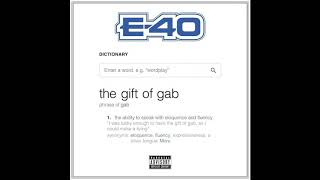 "E-40 ""Relax"" Feat. Problem"