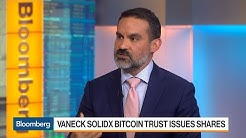 ETF-Like Bitcoin Product Could Be a Game Changer, VanEck's Lopez Says
