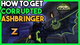 How to get Corrupted Ashbringer | Ret Paladin Hidden Artifact Skin Guide | WoW Legion 7.1