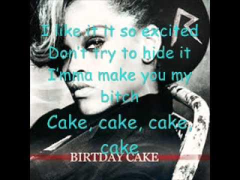 Rihanna Ft Chris Brown Birthday Cake Remix + Download Link