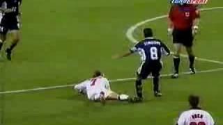 David Beckham vs Diego Simeone