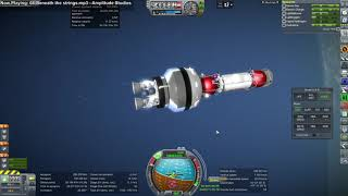 Kerbal Space Program - Shuttle-Constructed Mars Mission 06