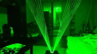 Лазерный проектор для LaserMan Show!(, 2013-11-25T19:30:57.000Z)