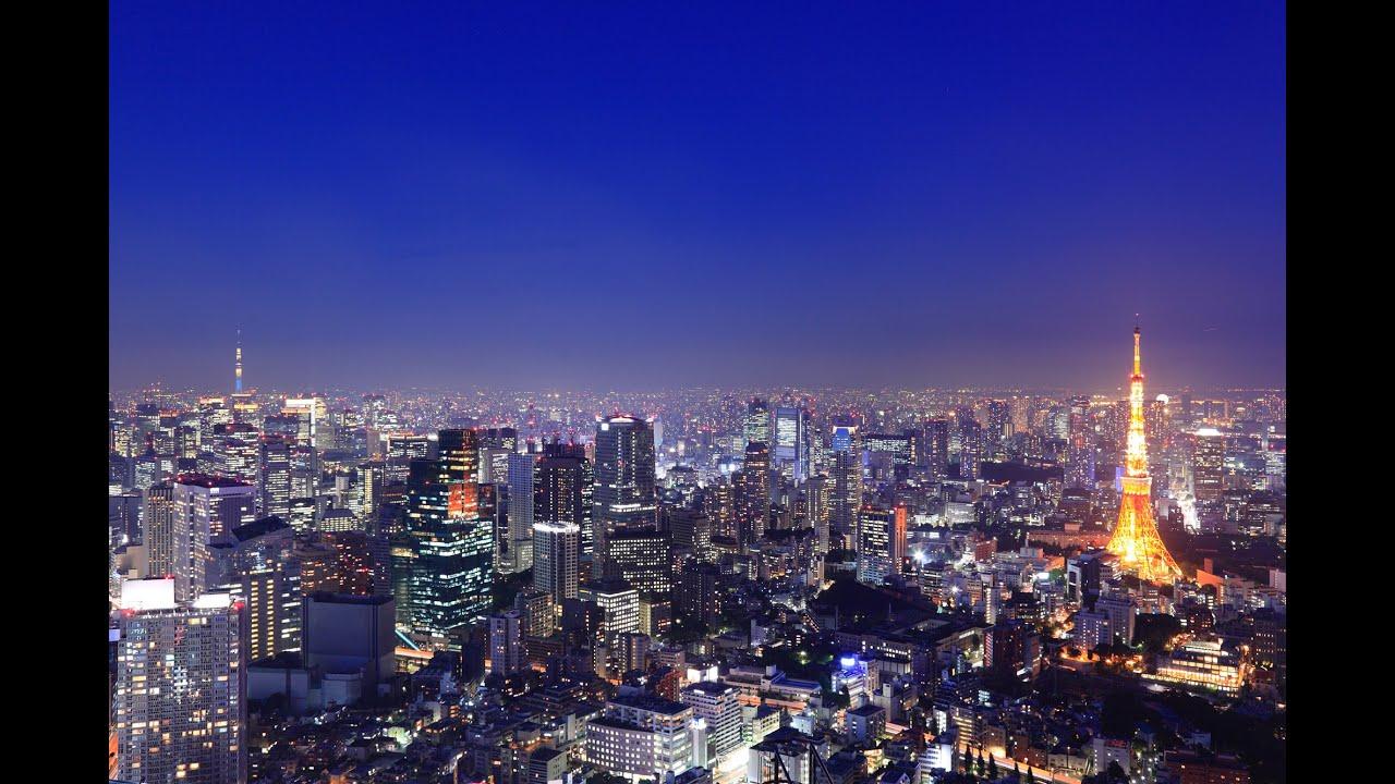 「夜景時間 -Yakei hours- 」from 東京・六本木 - YouTube