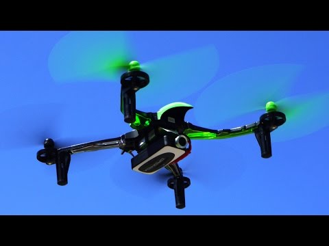 Ominus FPV Quadcopter Unboxing, Setup and Testing