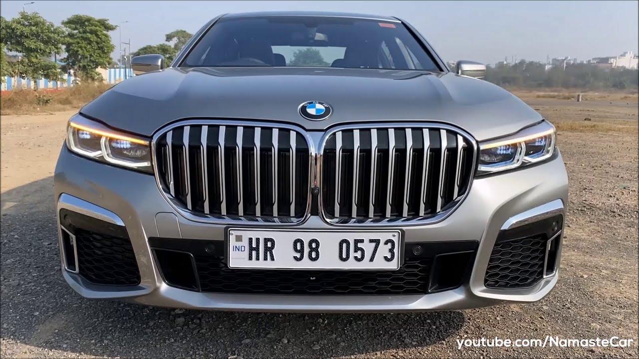 BMW 7 Series 740Li M Sport 2021- ₹1.4 crore | Real-life review