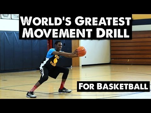 World¹s Greatest Movement Drill for Basketball: Slide & Hold