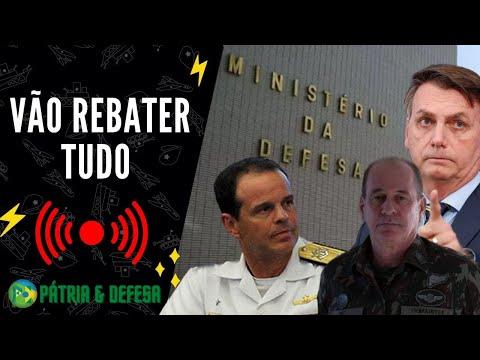 Chega - Militares Vão Rebater Tudo, Novo Centro de Comunicação do MD