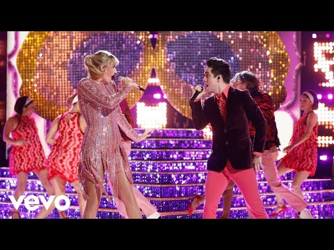 Savannah - Taylor Swift & Brendon Urie Perform 'ME!' on Season Finale of 'The Voice'