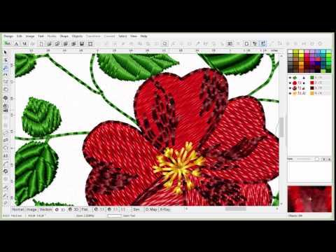 Wilcom Embroidery Digitizing tutorial - Introduction to... | Doovi