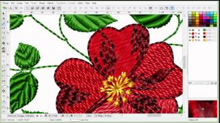 OML Embroidery Digitizing- Embird Tutorials Intro Part 1