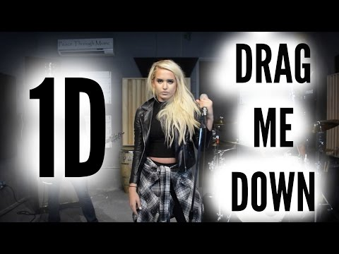 Drag Me Down - One Direction - COVER BY MACY KATE