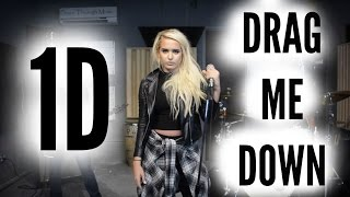Video Drag Me Down - One Direction - COVER BY MACY KATE download MP3, 3GP, MP4, WEBM, AVI, FLV Januari 2018