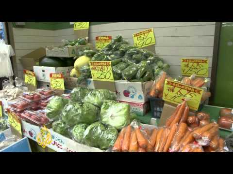 Japanese farmers reject free trade group