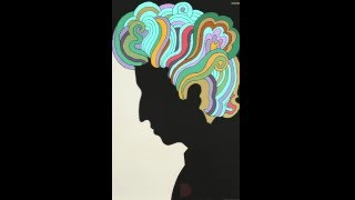 "Milton Glaser (USA), ""Dylan"", 1966 - animation by srook"