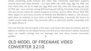 Free Make Video Converter Version 3.2.1.0 Apk Free Download